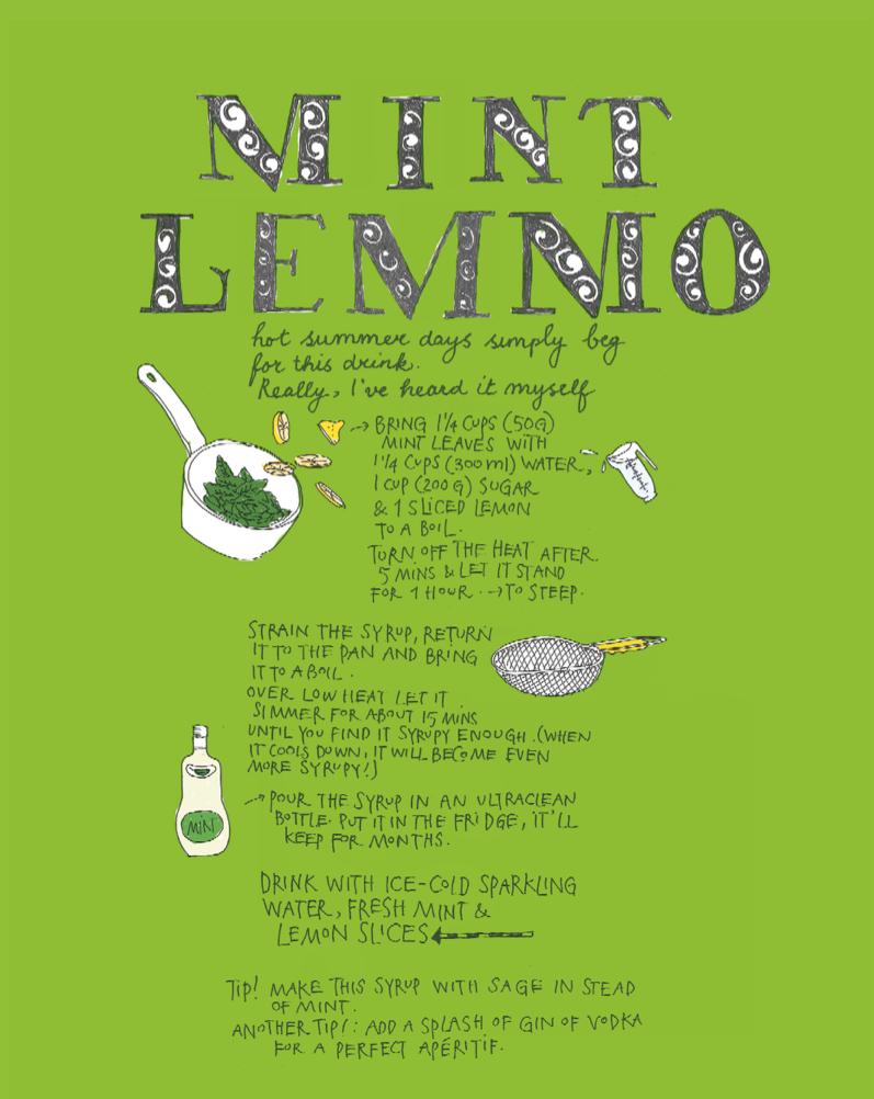 Mint Lemmo
