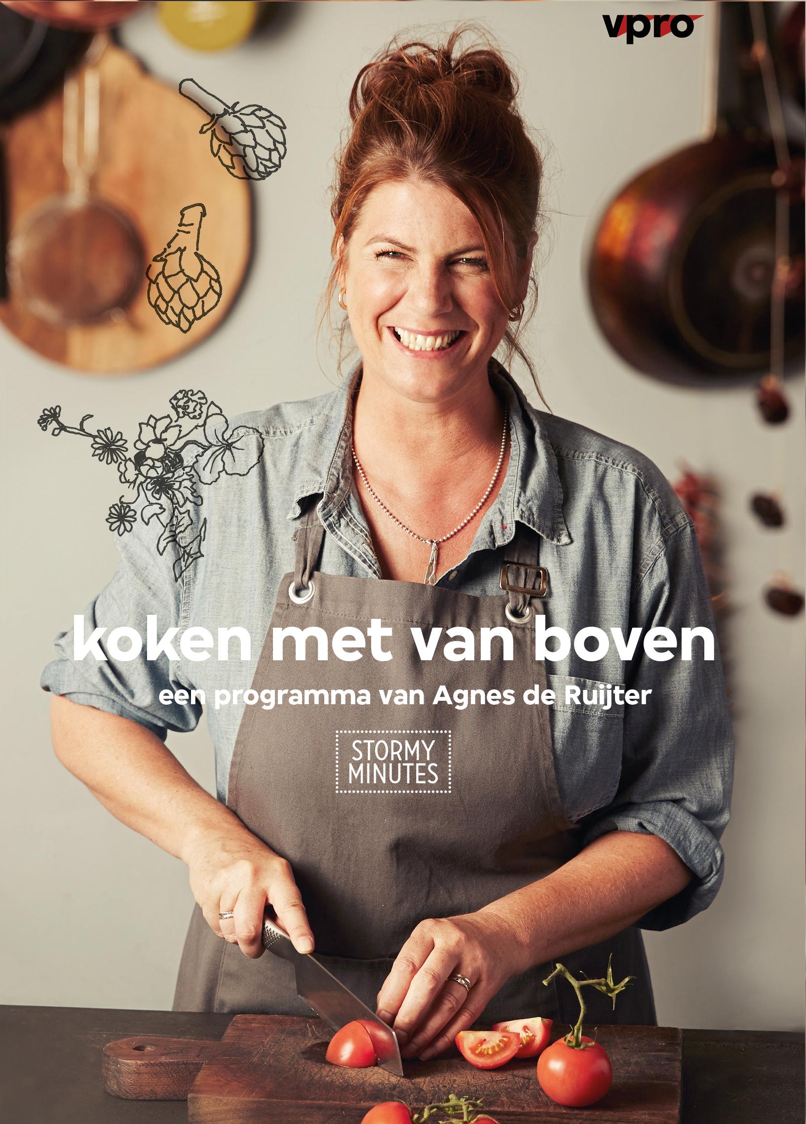 dvd Koken met Van Boven